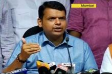 No right to stay in India if you don't chant 'Bharat Mata ki jai', says Fadnavis