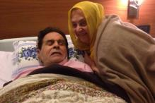 By God's Grace Feeling Brighter, Better: Dilip Kumar