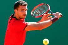 Dimitrov, Karlovic in semis of Istanbul Open