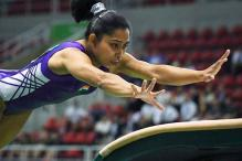 Happy That I Have Achieved My First Target, Says Dipa Karmakar