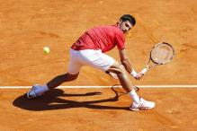 Novak Djokovic Crashes Out of Monte Carlo Masters