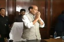 Rajnath Chairs High-Level Meet to Sanction Aid to Drought-Hit States