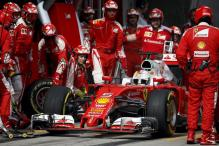 Ferrari Add Embarrassment to Frustration
