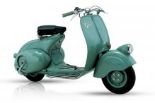 70 Years of Vespa: All the Vespas Produced, Ever
