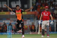 In Pics: Sunrisers Hyderabad Vs Kings XI Punjab, IPL 9, Match 18