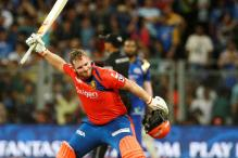 IPL 9: Aaron Finch Takes Gujarat to 3-Wicket Win against Mumbai
