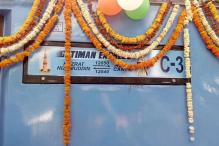 Gatimaan Express flagged off, Suresh Prabhu calls it a 'proud moment': As it happened