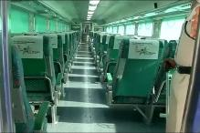 In pics: India's fastest train Gatimaan Express