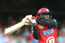 CA Okay With Gayle Continuing in Big Bash After Last Season's Row
