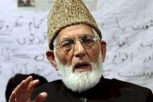 Syed Ali Geelani's Press Conference Cancelled in Srinagar