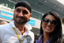 Geeta Basra and Harbhajan Singh are expecting their first child