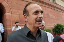 Your Job is to Start The Fire: Azad's Jibe at Govt During Kashmir Debate