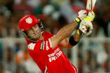 IPL 9: Glenn Maxwell Reprimanded for Showing Dissent