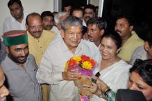 Slim Advantage For Congress Ahead of Trust Vote in Uttarakhand