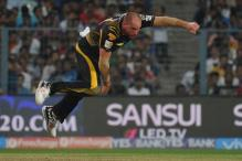 Kolkata Knight Riders Lose John Hastings Due to Injury