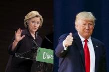 US Polls: Donald Trump Chips Away at Hillary Clinton's Lead