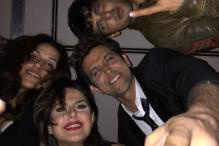 Amidst Legal Clash With Kangana, Hrithik Parties With Sussanne's Brother