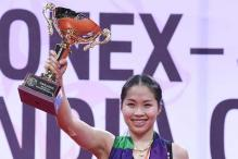 Badminton: Ratchanok Intanon, Kento Momota win India Open titles