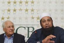 Pakistan Appoints Inzamam-ul-Haq As Chief Selector