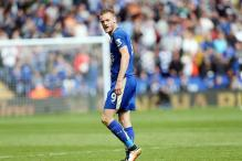 Leicester City's Jamie Vardy Charged With Improper Conduct