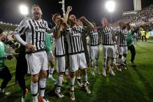 Juventus Clinch Fifth Straight Serie A Title
