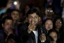 Co-Passenger Tried to Strangle me on Pune-Bound Flight: Kanhaiya