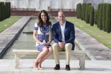 Snapshot: Royal Couple Recreate Princess Diana's Taj-Mahal Moment