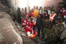 Rescue Teams Search for Survivors After Kenya Building Collapse
