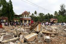 Business tycoon, Amrithanandamay Math offer aid to Kerala fire victims