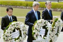 Kerry visits Hiroshima memorial 7 decades after A-bomb