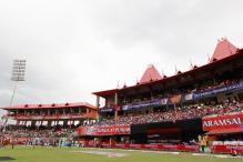 Kings XI Punjab Not Willing to Play in Dharamsala: HPCA
