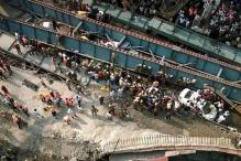 3 top IVRCL officials arrested in connection with Kolkata flyover collapse
