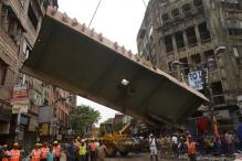 Kolkata bridge collapse: Toll reaches 27 after rescue workers pull out 3 more bodies