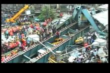 Police arrest another IVRCL official in connection with Kolkata flyover tragedy