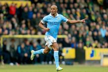 Kompany, Sterling back for Manchester City's trip to Newcastle