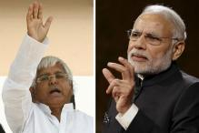 Modi Took Oath at an Inauspicious Time Leading to Disasters: Lalu