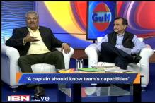 Zakka Jacob in Conversation With Jagdish Khattar And Zaheer Abbas