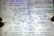 Karnataka minister's PA, 2 others held for Chemistry paper leak