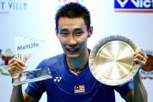 Lee Chong Wei clinches Malaysia Open badminton title