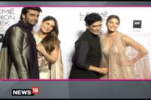 Watch: Top Models, Leading Designers at Lakme Fashion Week