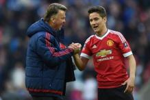Manchester United Building a 'Fantastic' Team, Says Herrera