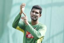Bangladesh Axe Mahmudullah for Second Sri Lanka Test