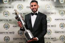 Leicester City's Mahrez Named England's Player of the Year
