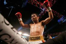 Vintage Manny Pacquiao wins farewell fight against Tim Bradley