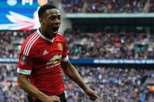 Martial's Late Goal Sends Manchester United into FA Cup Final