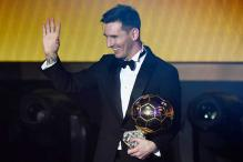 Lionel Messi remains world's top paid footballer