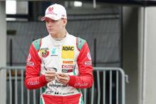 Schumacher Jr Has to Settle Again for Fourth in Formula 4