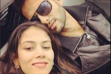 Photo of the Day: Shahid and Mira Kapoor Enjoy a Romantic Getaway