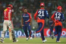 In Pics: Delhi Daredevils Vs Kings XI Punjab, IPL 9, Match 7