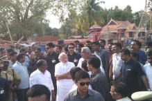 CM Chandy Defends Modi's Visit to Kerala Temple After DGP Objects